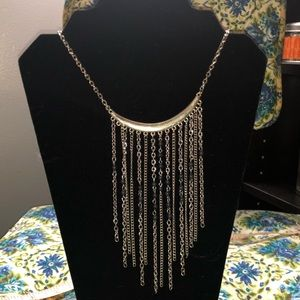 Long Dangle Necklace
